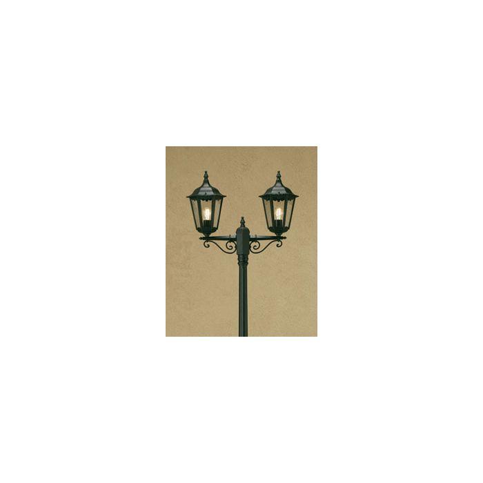Konstsmide Firenze 7234-600 lantaarnpaal groen