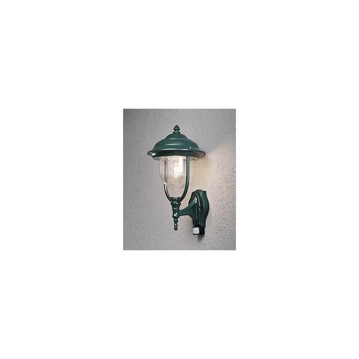 Konstsmide Parma 7235-600 sensorlamp groen