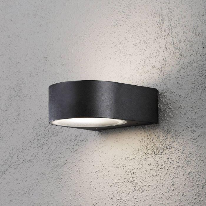 Konstsmide Teramo 7510-750 wandlamp zwart