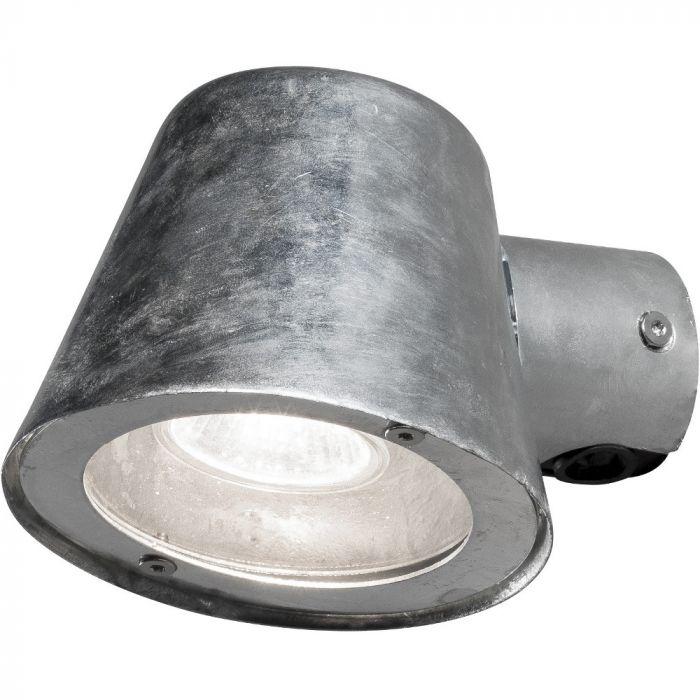 Konstsmide Trieste 7523-320 wandlamp zink