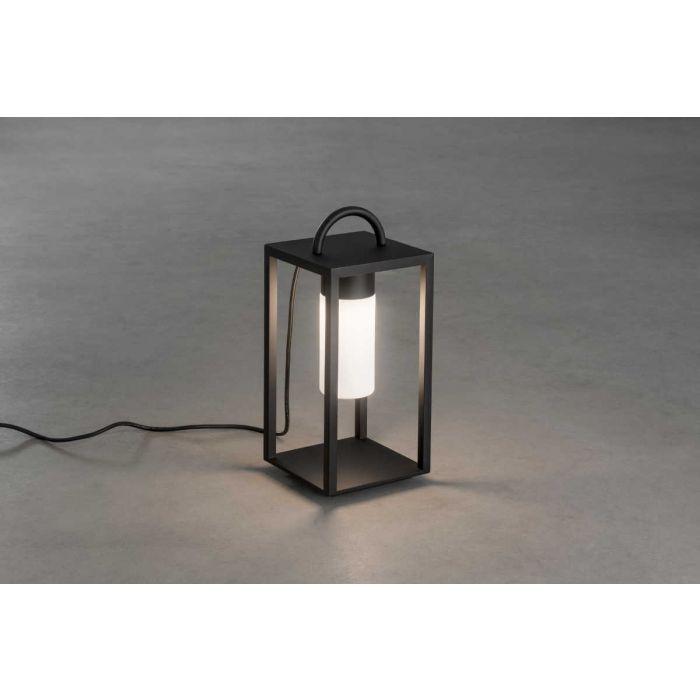Konstsmide Bologna 7530-750 terraslamp zwart