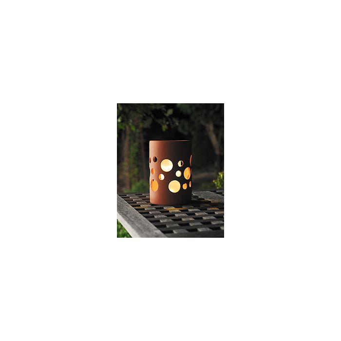 Konstsmide Genova 7800-900 tafellamp terracotta