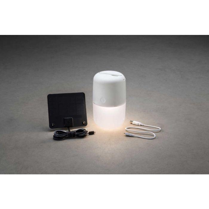 Konstsmide Assisi 7805-202 tafellamp wit