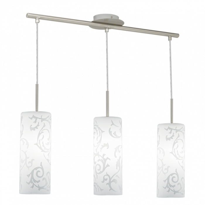 Eglo Amadora hanglamp Trend 90048 wit