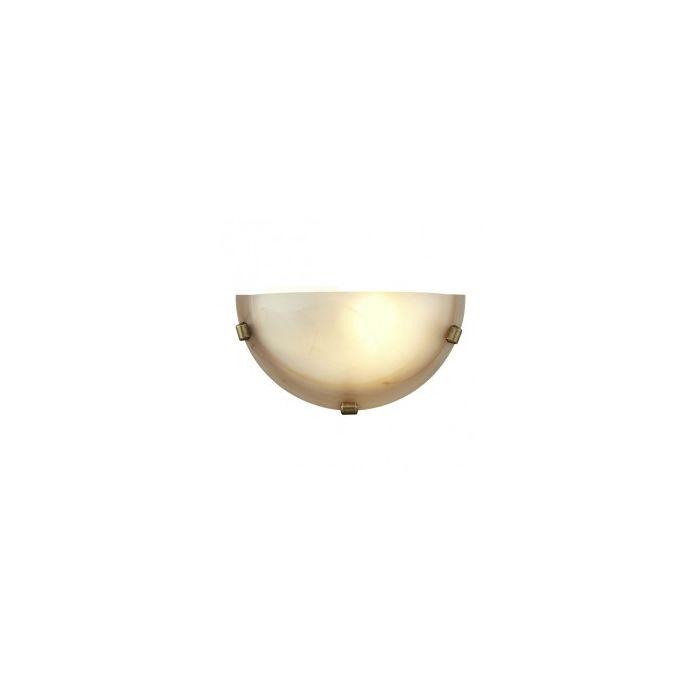 Brilliant Mauritius 90105/20 wandlamp bruin