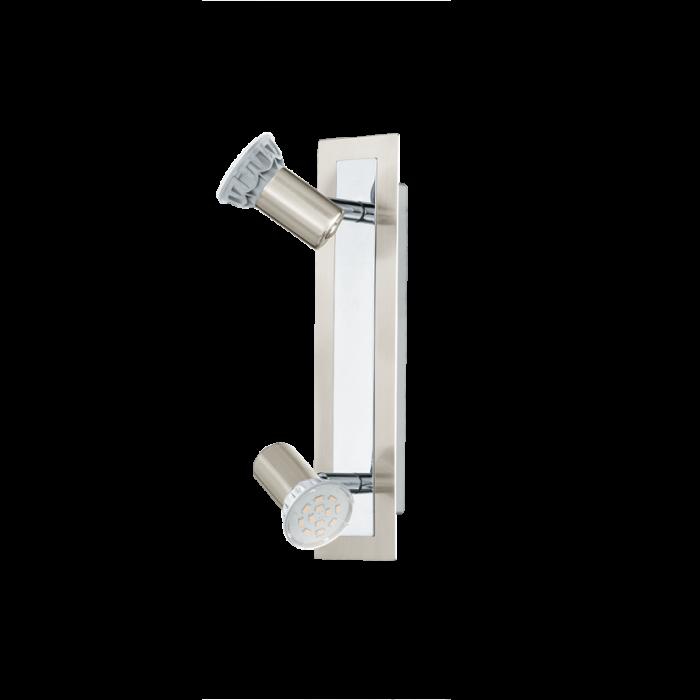 Eglo Rottelo LED 2 spots 90915 chroom