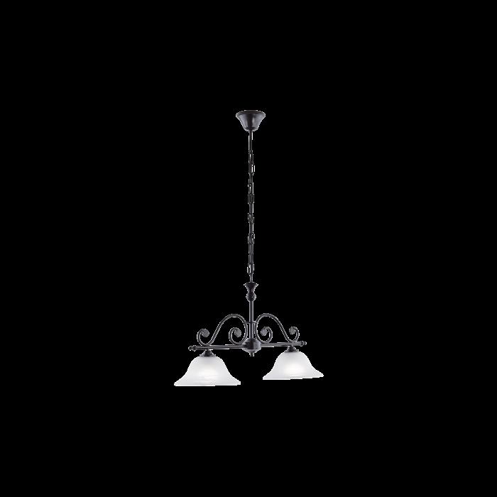 Eglo Murcia hanglamp Traditional 91004 wit