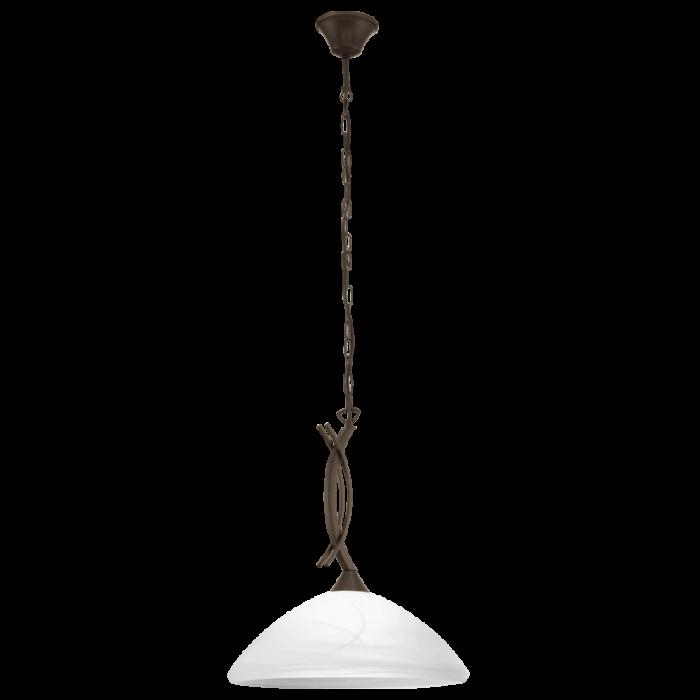 Eglo Vinovo hanglamp Traditional 91432 wit