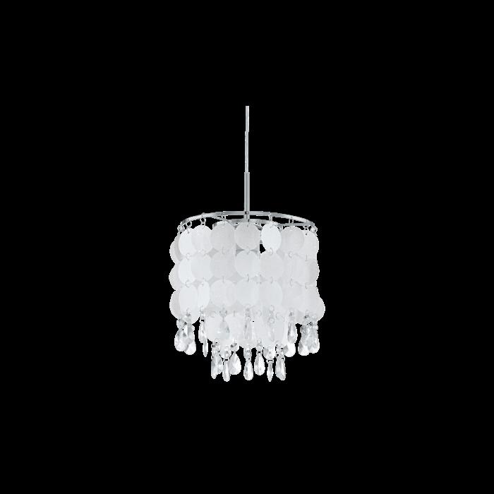 Eglo Fedra 2 hanglamp Trend 93092 helder
