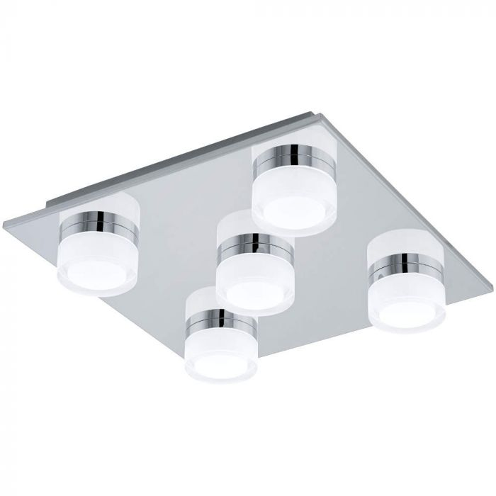 Eglo Romendo 94654 wandlamp chroom