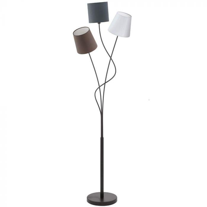Eglo Maronda 94995 vloerlamp zwart