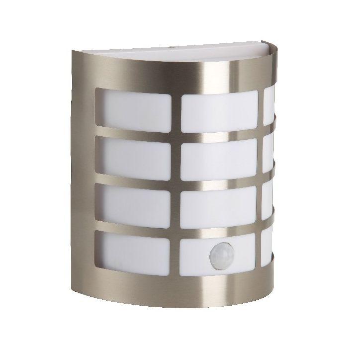 Brilliant Rune 96183/82 sensorlamp staal