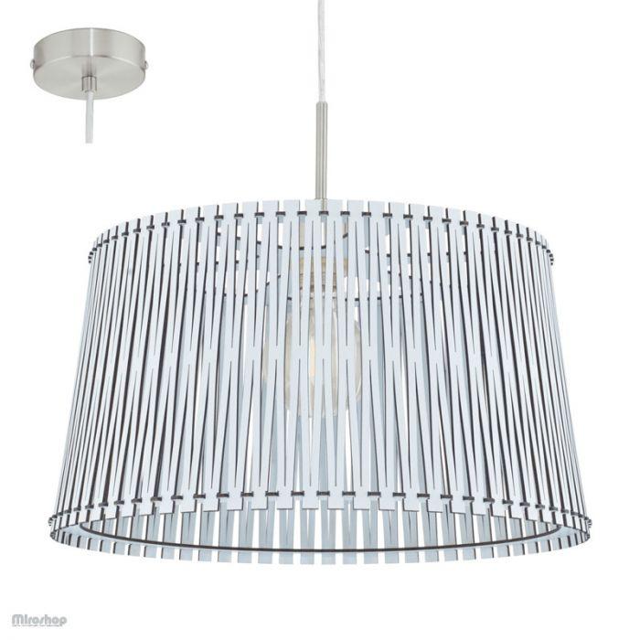 Eglo Sendero 96186 hanglamp wit