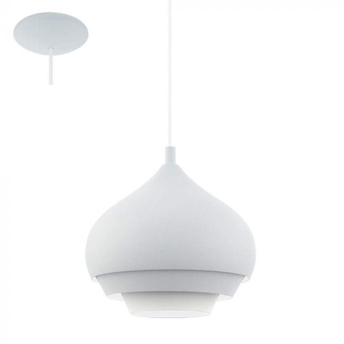 Eglo Camborne 96883 hanglamp wit