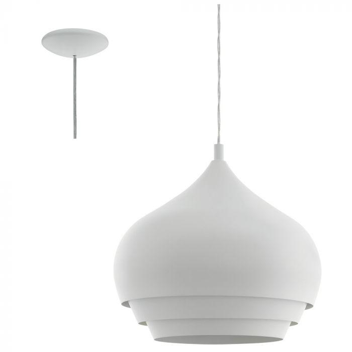 Eglo Camborne 97211 hanglamp wit