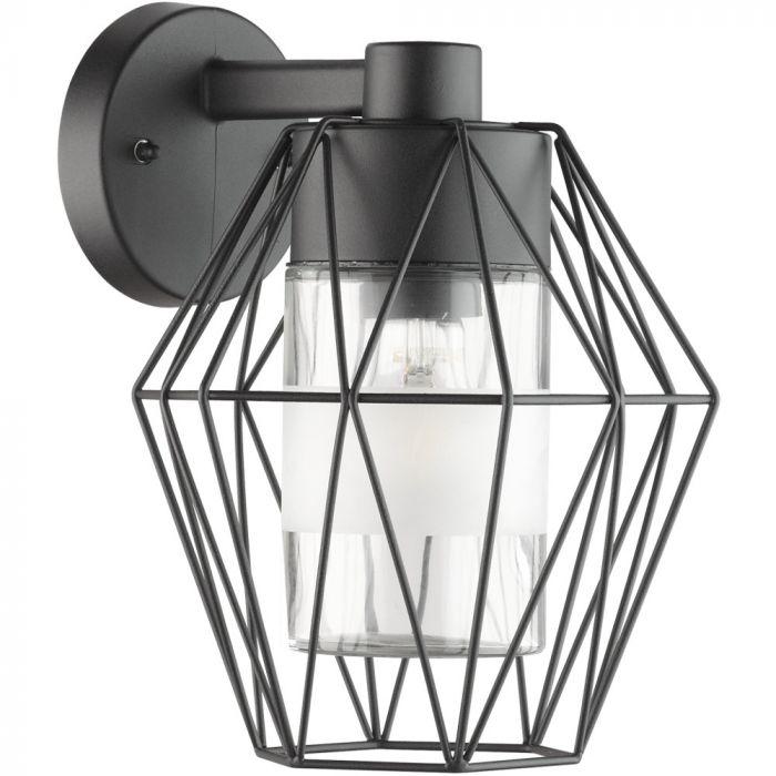 Eglo Canove 97226 wandlamp zwart