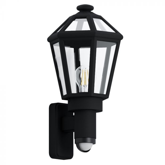 Eglo Monselice 97257 sensorlamp zwart