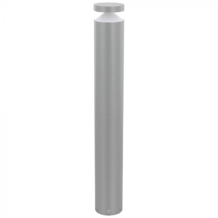 Eglo Melzo 97302 tuinpaal zilver