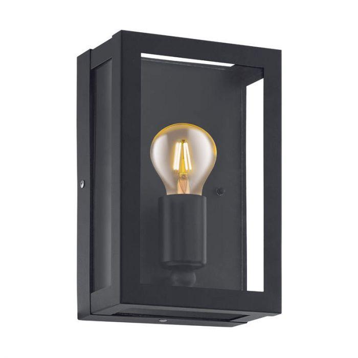 Eglo Alamonte 94831 wandlamp zwart