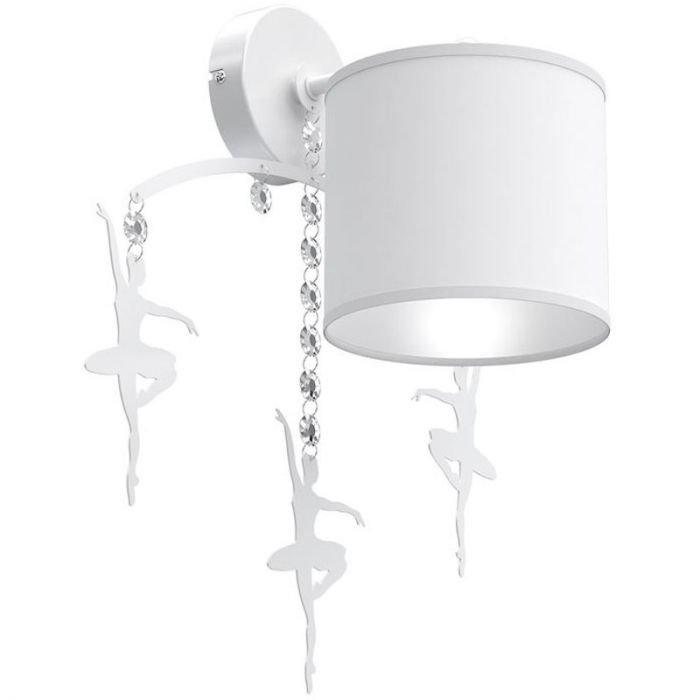 Balerina wandlamp