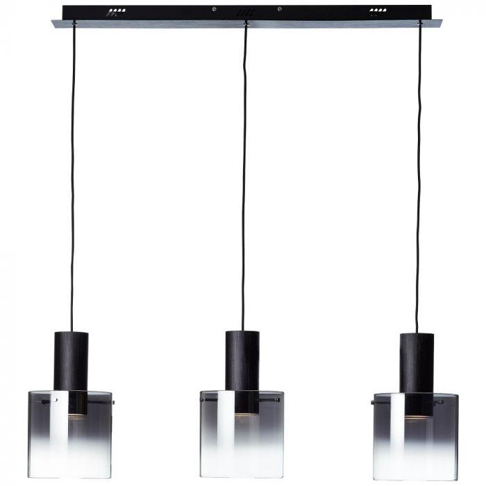 Brilliant Beth G75573/93 hanglamp zwart