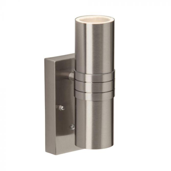 Brilliant Hanni G96254/82 sensorlamp staal