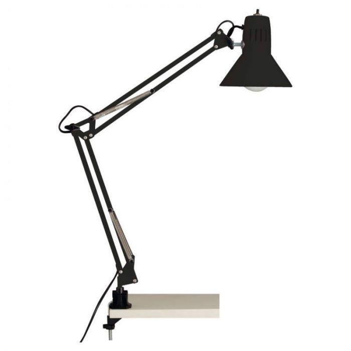 Brilliant Hobby 10802/06 klemlamp zwart