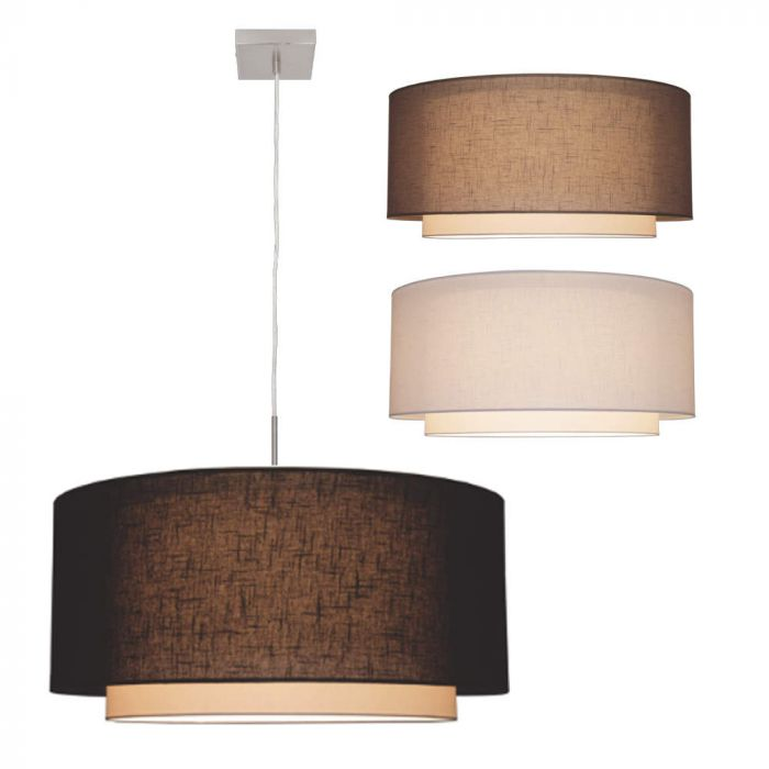 Freelight Camelot H8011S hanglamp staal