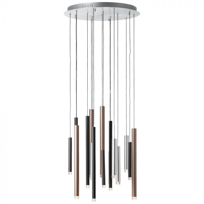 Brilliant Cembalo G93730/20 hanglamp