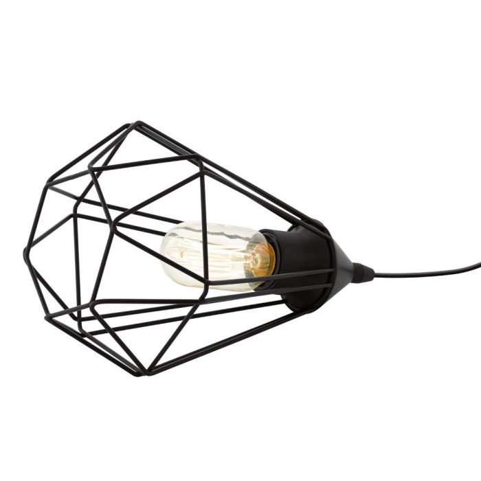 Tafellamp Eglo Tarbes 94192 zwart