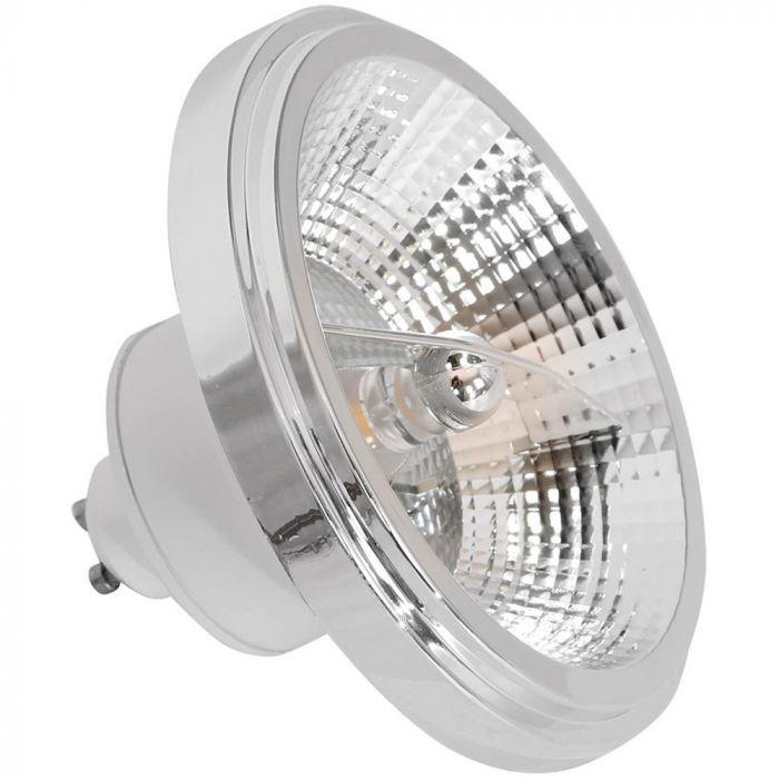GU10 AR111 LED dimbaar 12w 24D