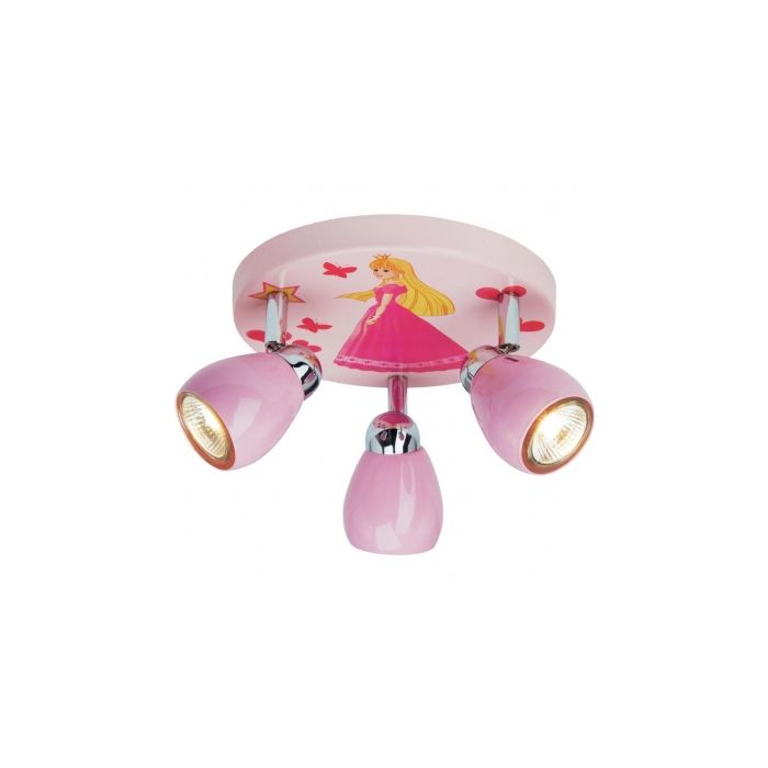 Brilliant Princess G55934/17 plafondlamp roze