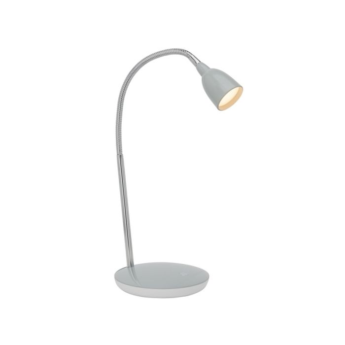 Brilliant Anthony G92935/11 bureaulamp grijs