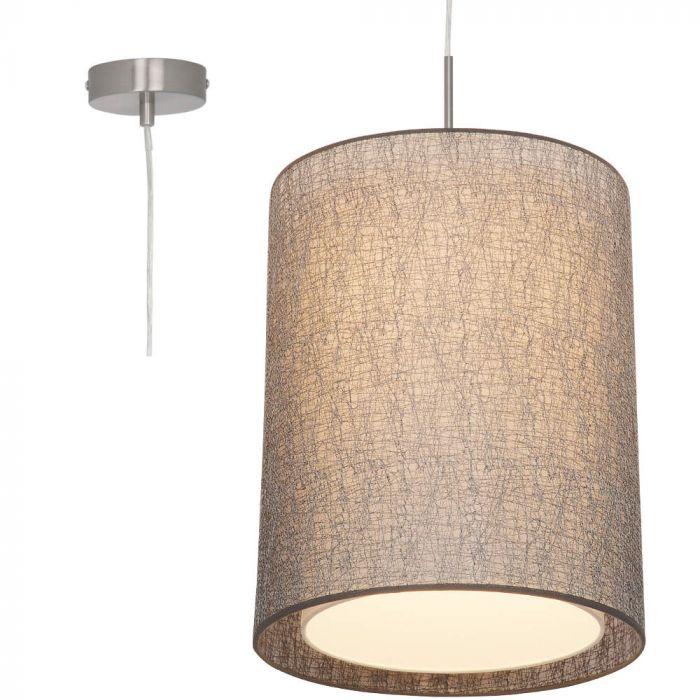 Freelight Gaas H8001S hanglamp zilver
