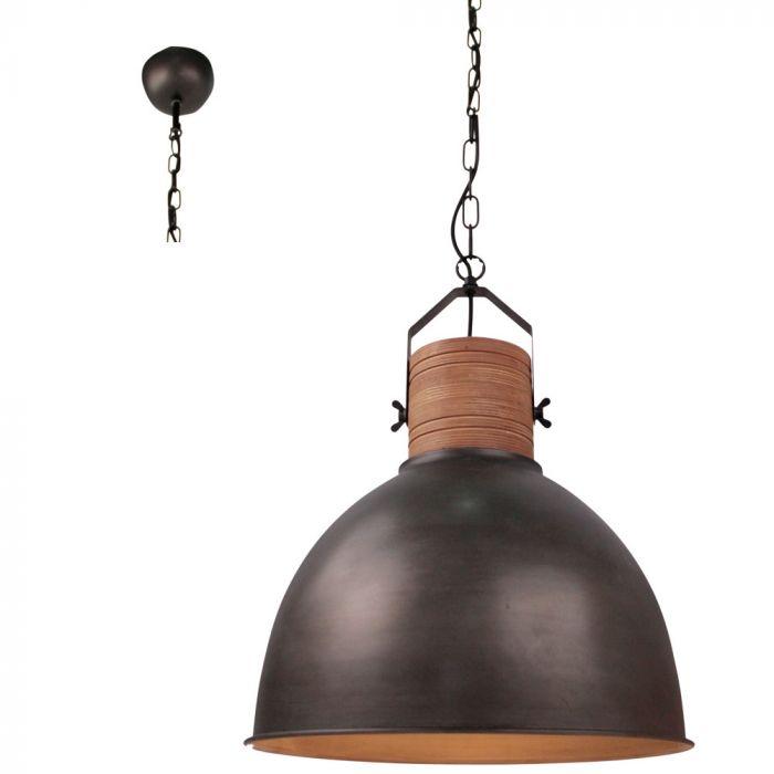 Freelight Veleno H5510Z hanglamp zwart