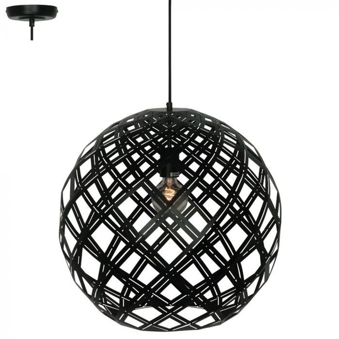 Freelight Emma H9550Z hanglamp zwart