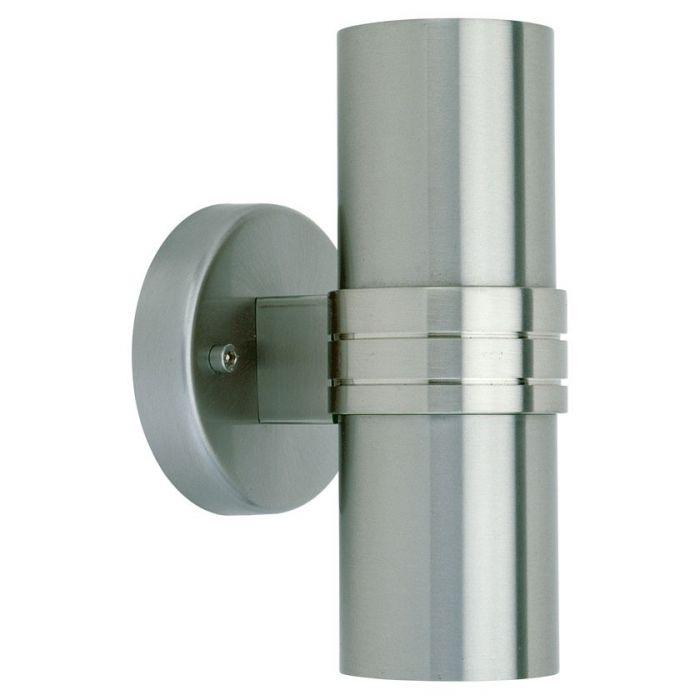 Brilliant Hanni G96230/82 wandlamp staal