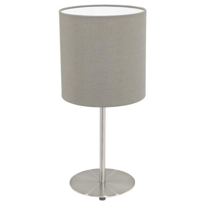 Tafellamp Eglo Pasteri 31595 40cm taupe