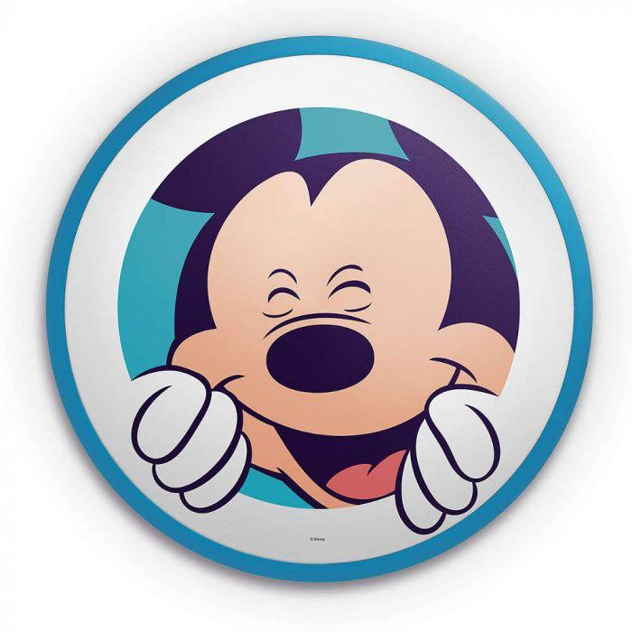 Philips Mickey Mouse 717613016 plafondlamp blauw