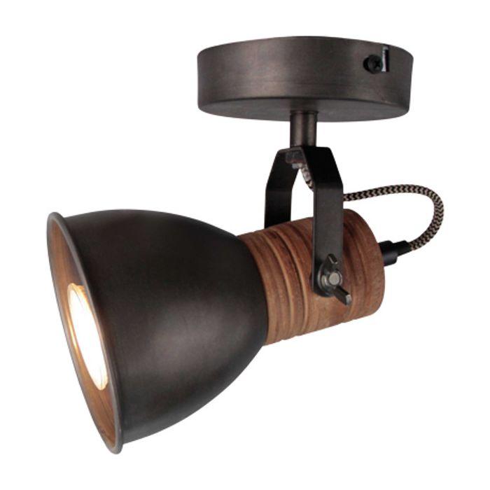 Freelight Veleno PL5501Z spot zwart