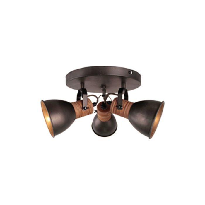 Freelight Veleno PL5503Z spot zwart