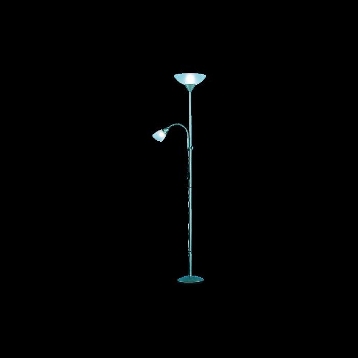 Trio Erzwo R4393-87 uplighter grijs