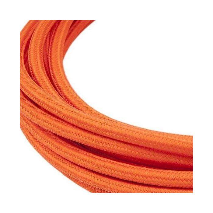 Strijkijzersnoer 112029 oranje