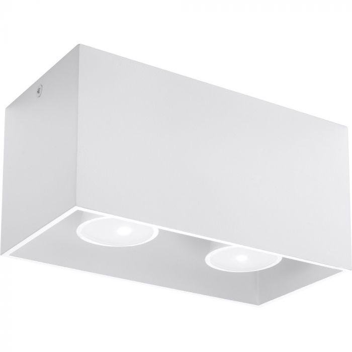 Quad SOL0380 plafondlamp
