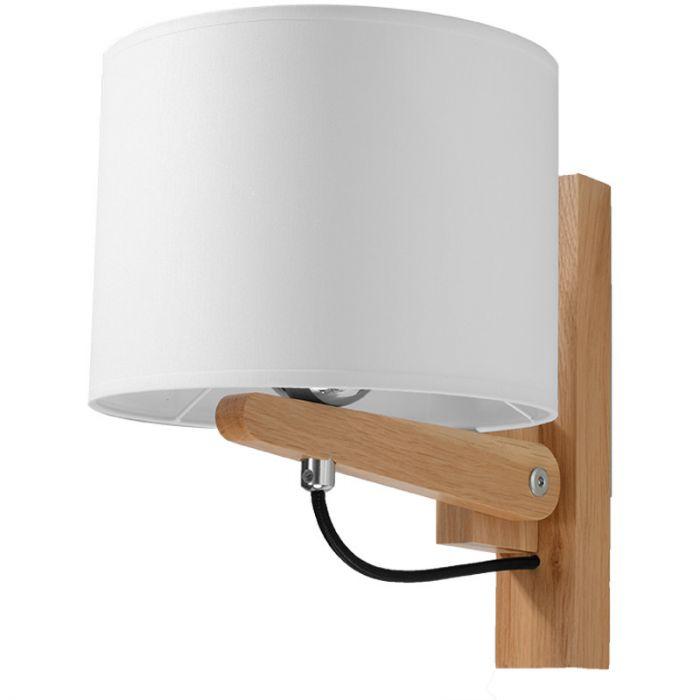Legno SOL0520 wandlamp