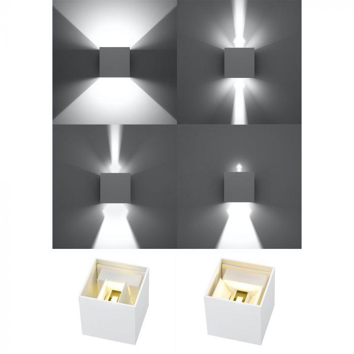Luca SOL0544 wandlamp