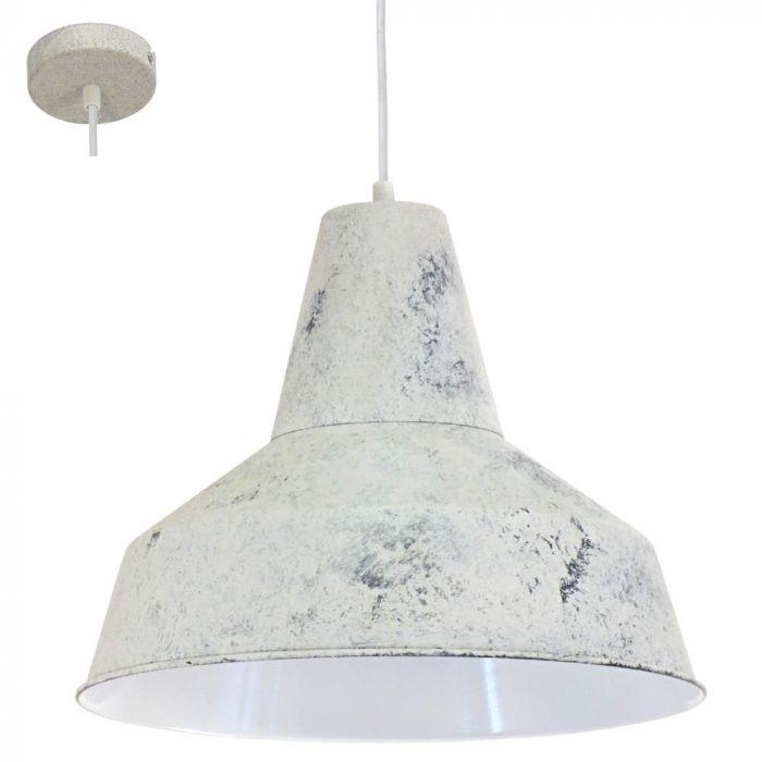 Eglo Somerton hanglamp 49249 wit