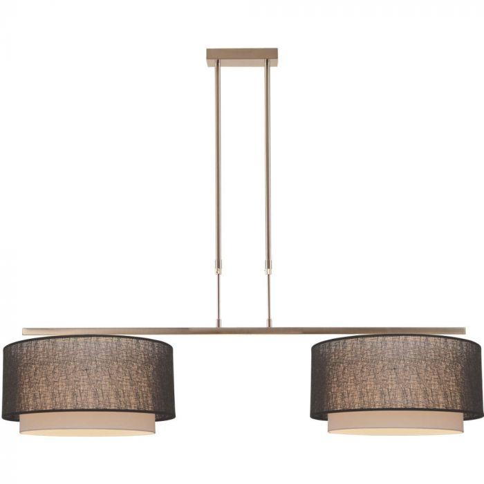 Freelight Gaas H7302S hanglamp zilver
