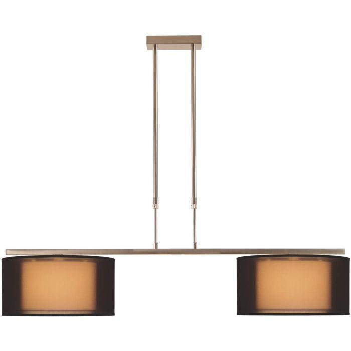 Freelight Tessuto Organza H7302S hanglamp zwart