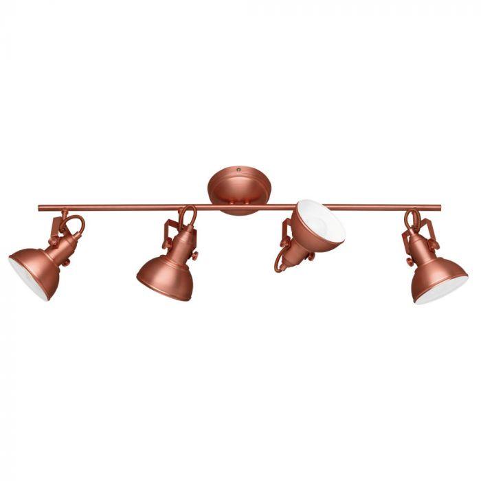 Trio Gina R80154029 plafondspot koper